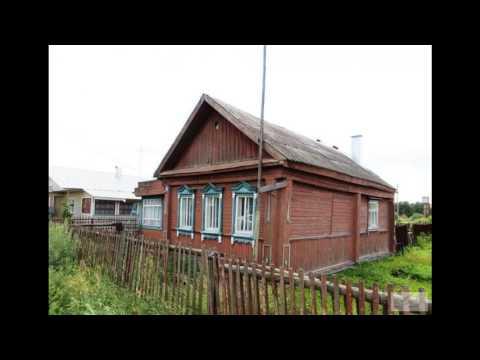 Дом с газом ПМЖ в хорошей деревне