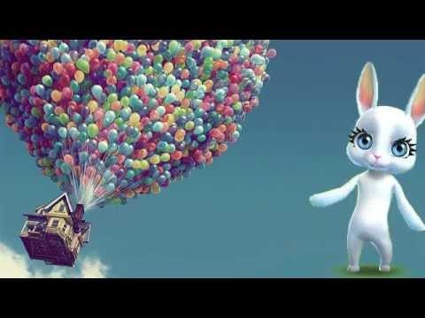 Zoobe Зайка Поздравление с днем рождения от друзей! - Видео с YouTube на компьютер, мобильный, android, ios