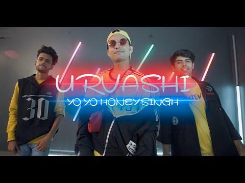 URVASHI | Yo Yo Honey Singh | Shahid Kapoor | Dance Choreography | Ankit Sati