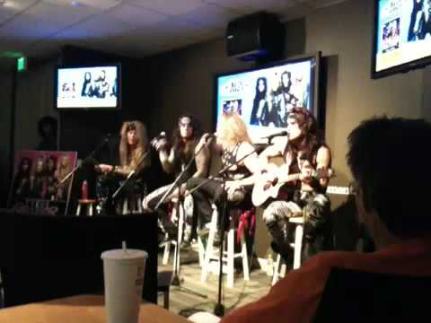 Steel Panther Girl From Oklahoma Acoustic