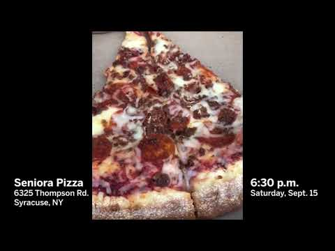 Woman says video shows maggots on pizza slices from Syracuse-area mart