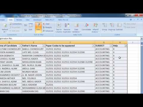how to pdf multiple excel sheets into seperate files
