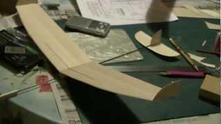 Indoor Glider Bigpoker Mk Iii. Part 1 Of 2