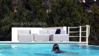 Exclusive terrace furniture