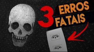 3 ERROS comuns que podem ser FATAIS - Dicas Flash ⚡