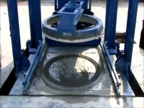 concrete pipe machine  300mm- 1200mm h=2000mm
