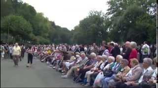 Le chapelet de 15h30 en direct sur TV Lourdes et KTO TV
