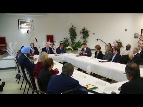 Virginia Attorney General hosts round table on rise in hate crimes
