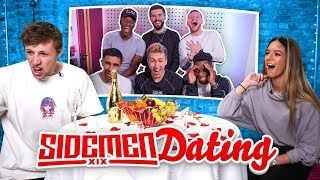 SIDEMEN SPEED DATING