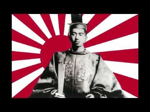 Emperor Hirohito - Hideki Tojo