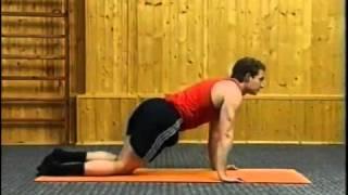 Снять боли в спине. Комплекс упражнений(Если болит спина, Вам поможет комплекс упражнений для снятия острой боли, представленный медико-реабилитац..., 2011-11-28T10:24:17.000Z)