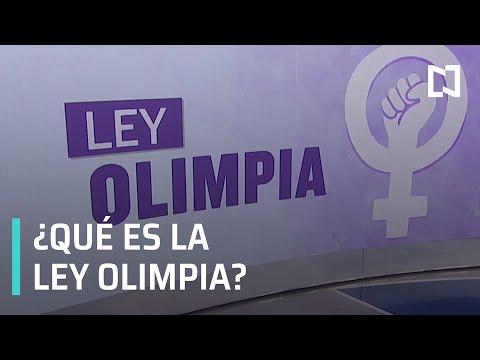 ¿Qué contempla la Ley Olimpia y cuáles son las sanciones? - Despierta