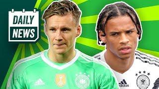 Leroy Sané ist raus! Das ist Deutschlands WM-Kader! Julian Nagelsmann zu Real? Thiago zu Barca?
