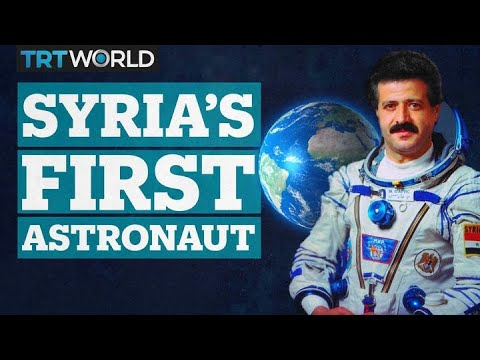 Meet the 'Neil Armstrong' of the Arab world