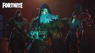 Released in a Bottle / Event: Pirate Arrrr! Fortnite: Saving the #376 World