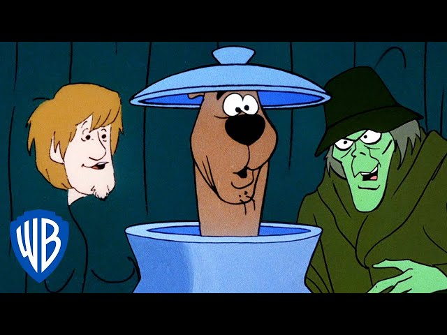 Scooby-Doo! Where Are You | Hide and Seek! 👀 | 10 MINUTES of Classic Cartoons | WB Kids