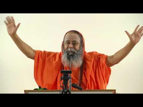 Viveka Chudamani - Class 171  Slokam 343 - 349  August 22 - 2018  Swami Omkarananda - Vedapuri
