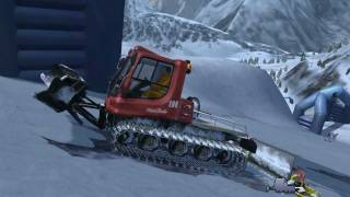 Ski Region Simulator 2012   GamePlay