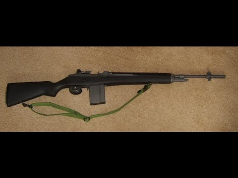 Norinco M305 .308 (M14) - YouTube