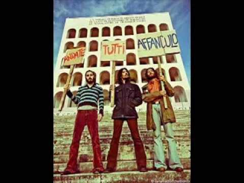 The Zen Circus-Andate tutti affanculo (Lyrics)