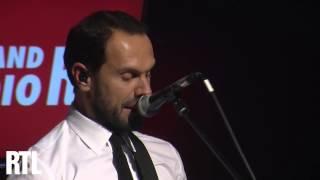 Gerald de Palmas - Serait il en live dans le Grand Studio RTL