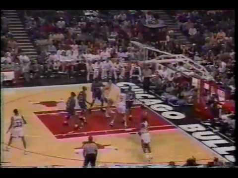 Michael Jordan's Return