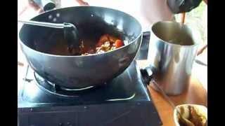 2 4 影片 馬來西亞沙巴馬來咖哩雞製作