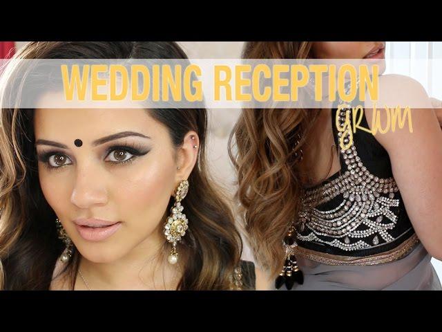 Grwm Wedding Reception Party Makeup