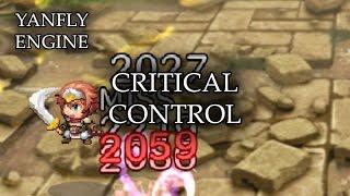 YEP.26 - Critical Control - RPG Maker MV