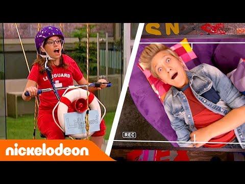 Один день из жизни Игроделов| Игроделы | Nickelodeon Россия