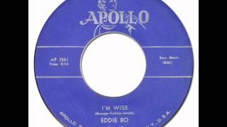 EDDIE BO - I