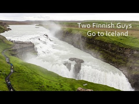 Two Finnish Guys Go to Iceland