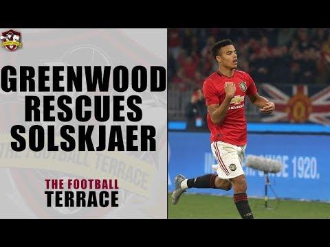 Greenwood Saves Solskjaer! Manchester United 1-0 FC Astana | The Football Terrace Live