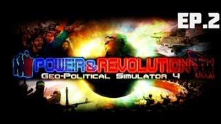 Geopolitical Simulator 4 FR (Power & Révolution) RUSSIE S01 EP.2: 100% de popularité !