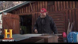 Mountain Men: Rich Builds Portable Dog Boxes (Season 4, Episode 13) | History