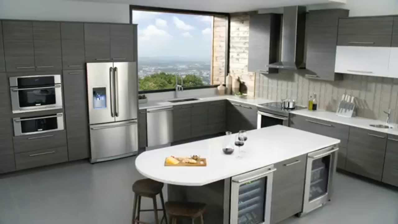 French door vs side by side - Electrolux French Door Refrigerator Electrolux Refrigerator Electrolux Counter Depth Youtube