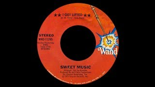 Sweet Music ~  I Get Lifted 1976 Disco Purrfection Version