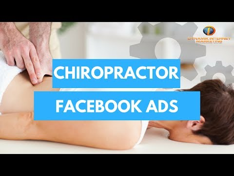 Facebook Advertising For Chiropractors – Lead Generation