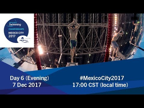 World Para Swimming Championships | Mexico City 2017 | Day 6 Evening