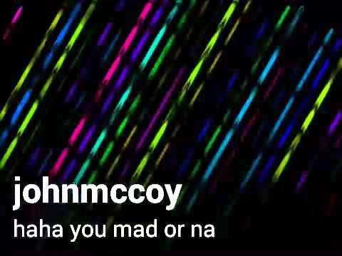 John mccoy haha