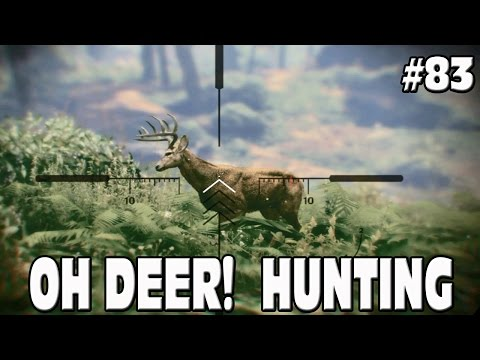 GTA 5 – OH DEER! – EPIC HUNTING MISSION! #83 Grand Theft Auto 5 Funny Moments