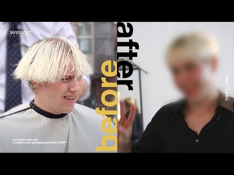 💇🏼‍♂️ changing a non korean into a kpop idol (hairstyle ver.), JAYKEEOUT x VWVB™ thumbnail