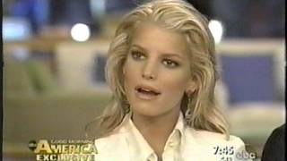 Nick Lachey & Jessica Simpson GMA Rumors 12/1/04