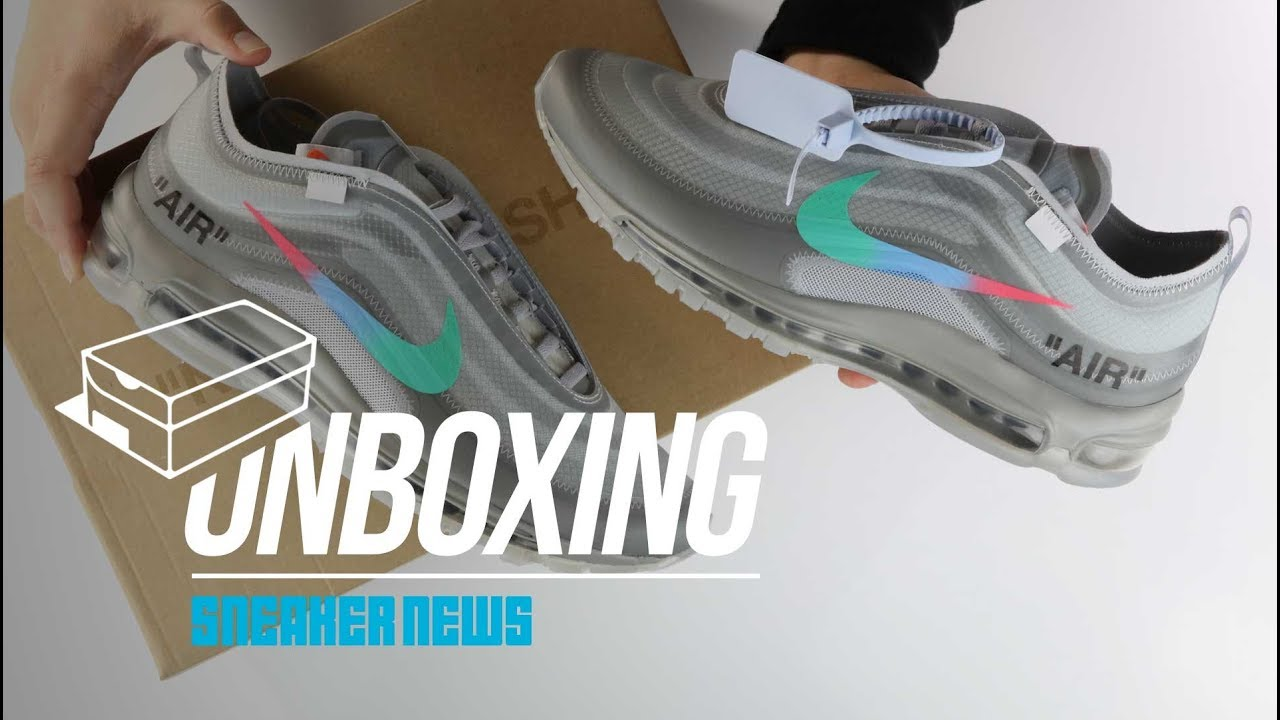 Virgil Abloh x Nike Air Max: Best Sneakers on Instagram This