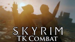 Skyrim Mod: TK Combat