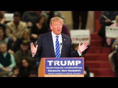 Donald Trump: Don't blame me, blame the messenger