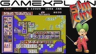 Lost Sim City NES Prototype Discovered!