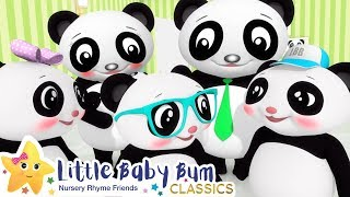 Where's PANDA? BOO Song +More Nursery Rhymes and Kids Songs - ABCs and 123s | Little Baby Bum