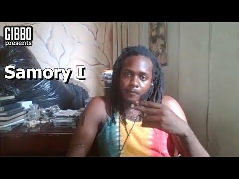 "Samory I Talks ""Black Gold"", Rory Stone Love, Rastafari & Reading"