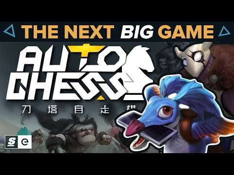 How Auto Chess Could Take Over the World